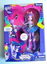 NEW My Little Pony Singing Twilight Sparkle Equestria Girls Doll Rainbow Rocks