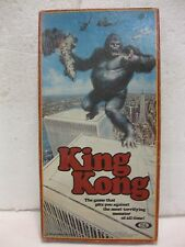 King Kong Board Game From Ideal 1976 Attack The Most Terrifying Monster    gm338