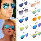 Unisex Vintage Retro Women Men Glasses Fashion Mirror Lens Sunglasses HP