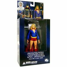 Alex Ross Justice League 8 SUPERGIRL 6in Action Figure DC Direct Toys JLA