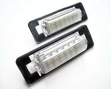 Mercedes Benz C Class W202 E Class W210 Facelift LED Number License Plate Lights