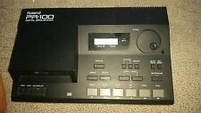 Roland PR-100 Digital MIDI Sequencer Composer Metronome  Floppy Disc