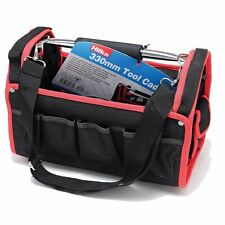Plumbers Builders Tool Box Soft Tote Bag Electrician Carpenter Technician Case