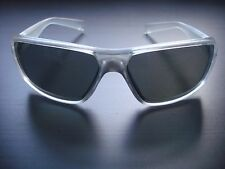 PROTOTYPE Nike Sunglasses with Clear Frosted Frames: ONE-OF-A-KIND.
