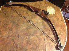 Vintage BROWNING BANTAM Compound Wood Wooden Bow