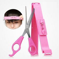 DIY Hair Tools Bangs Hair Clip Trimmer Clipper Hand Cut Bangs Cutter