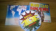CD Ethno Manu Chao - Radio Remba Sound System (29 Song) VIRGIN