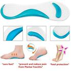 Silicone Gel Pads Arch Metatarsal Support Massage Non-Slip High-Heels Insoles