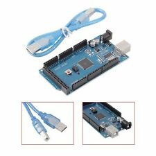 NEW ATmega2560-16AU CH340G MEGA 2560 R3 Board Free USB Cable For Arduino