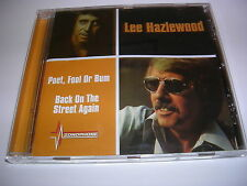 Lee Hazlewood - Poet, Fool or Bum/ Back on the Street Again (2004) CD  Country