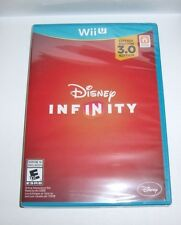 DISNEY INFINITY 3.0 Game Disc Brand New Sealed in Case Wii U Star Wars