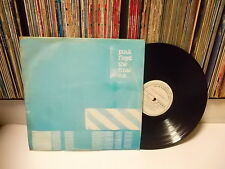 PINK FLOYD - The Final Cut KOREA LP Blue Cvr