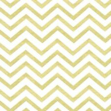 Chic chevron gold by Michael Miller -Zig zag fabric