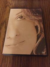 Celine Dion : All the Way: A Decade of Song & Video DVD Out of Print RARE