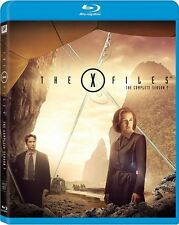 X-Files: The Complete Season 7 - 6 DISC SET (2015, REGION A Blu-ray New)