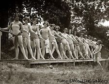 Flapper Bathing Beauties - 1924 - Historic Photo Print