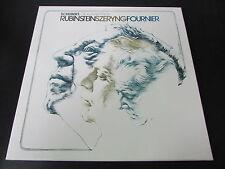 """RUBINSTEIN SZERYNG FOURNIER SCHUBERT   DIE KLAVIERTRIOS   BOX 2 x LP 33T 12"""""""