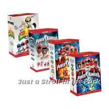 Mighty Morphin Power Rangers: TV Series Complete Seasons 1 - 17 Box / DVD Set(s)