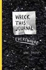 Wreck This Journal Everywhere   Keri Smith