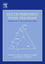 Multicomponent Phase Diagrams : Applications for Commercial Aluminium Alloys...