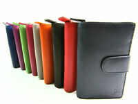 Ladies Womens New Designer Premium Quality Soft Leather Purse Wallet Coin Pouch
