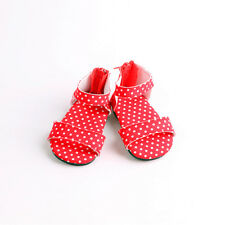 new lovey  fashion Sandals shoes for 18inch American girl doll party b555
