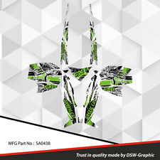 Complete Wrap Kit For Arctic Cat Procross proclimb 2012-2016 ZR F XF M SA0438