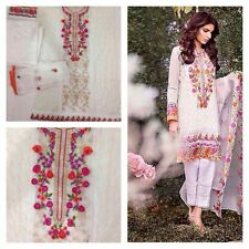 Indian Bollywood Designer Ethnic Dress Suit Traditional Wedding Pakistani Pant