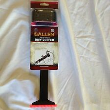 NIP ALLEN FOUR ARROW BOW QUIVER BLACK & PINK BOWS OR CROSS BOWS