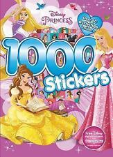 1000 Stickers: 1000 Stickers: Disney Princess by Parragon Books Ltd (2016,...