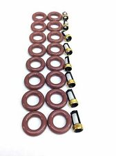 FUEL INJECTOR REPAIR KIT O-RINGS FILTERS 2007-2010 FORD TRUCK 5.4L V8