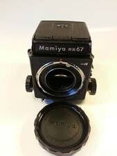 MAMIYA RB67 CAMERA BODY OWNED BY LEGENDARY PHOTOGRAPHER NEIL MONTROUIS