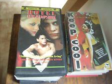 LOTTO 9 VHS ALCUNI RARI