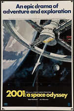 2001 A SPACE ODYSSEY 1968 U.S 1 sheet A Exc cond. Stanley Kubrick filmartgallery