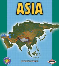 DONALDSON, M-PA CONTINENTS ASIA BOOK NEW