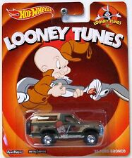 Hot Wheels Popular Culture!Looney Tunes! '85 Ford Bronco New American