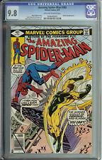 amazing spiderman # 193  CGC 9.8  ow/wp