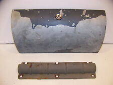 1955 CHRYSLER GLOVEBOX DOOR & HINGE NEW YORKER WINDSOR DELUXE