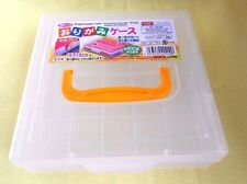 Japanese Origami  Chiyogami Folding Paper Case Box 15cm 6inchs Made In Japan