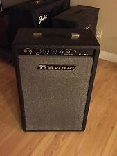 SALE!!  Choice* Vintage 1970's Traynor YBA-2B 1x15 EL84 Bass Mate Tube Amp