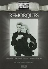 Remorques (DVD French) 1939 Jean Gabin, Madeleine Renaud, Michèle Morgan NEW