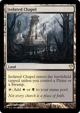 Isolated Chapel MTG Innistrad Rare Black White Land EDH Modern Event Deck