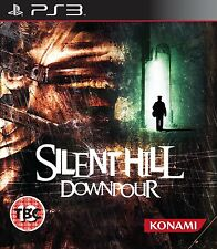 SILENT HILL DOWNPOUR PS3 BRAND NEW AND SEALED