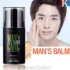 All-In-One Energy Factory Men's CC Cream for Light Skin / Homme Man BB cream