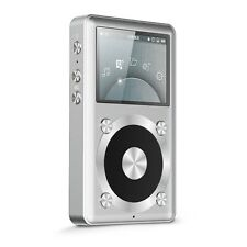 FiiO X1 High Resolution MP3/FLAC/WAV Digital Audio Player – Silver