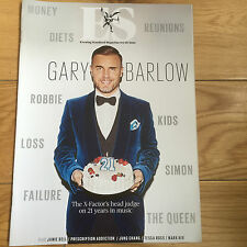 TAKE THAT-GARY BARLOW-ES MAGAZINE 10/13-JAMIE BELL