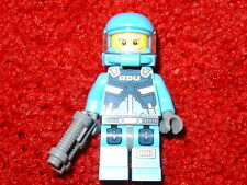 LEGO MINIFIG ADU TROOPER MINI FIGURE WITH LASER GUN FROM SET 7052 ALIEN CONQUEST