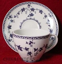 ROYAL DOULTON china YORKTOWN pattern DEMITASSE CUP and SAUCER Set