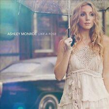 Like a Rose - Ashley Monroe (CD, 2013, Warner Bros.) - FREE SHIPPING