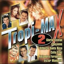 Tropi-Max Vol. 2 by Various Artists (CD, Nov-2004) Factory sealed FREE SHIPPING